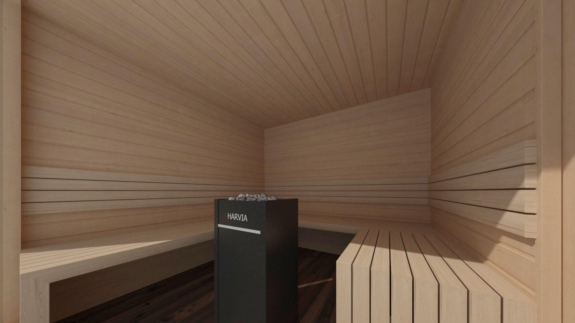 INUA Baldur Sauna 3
