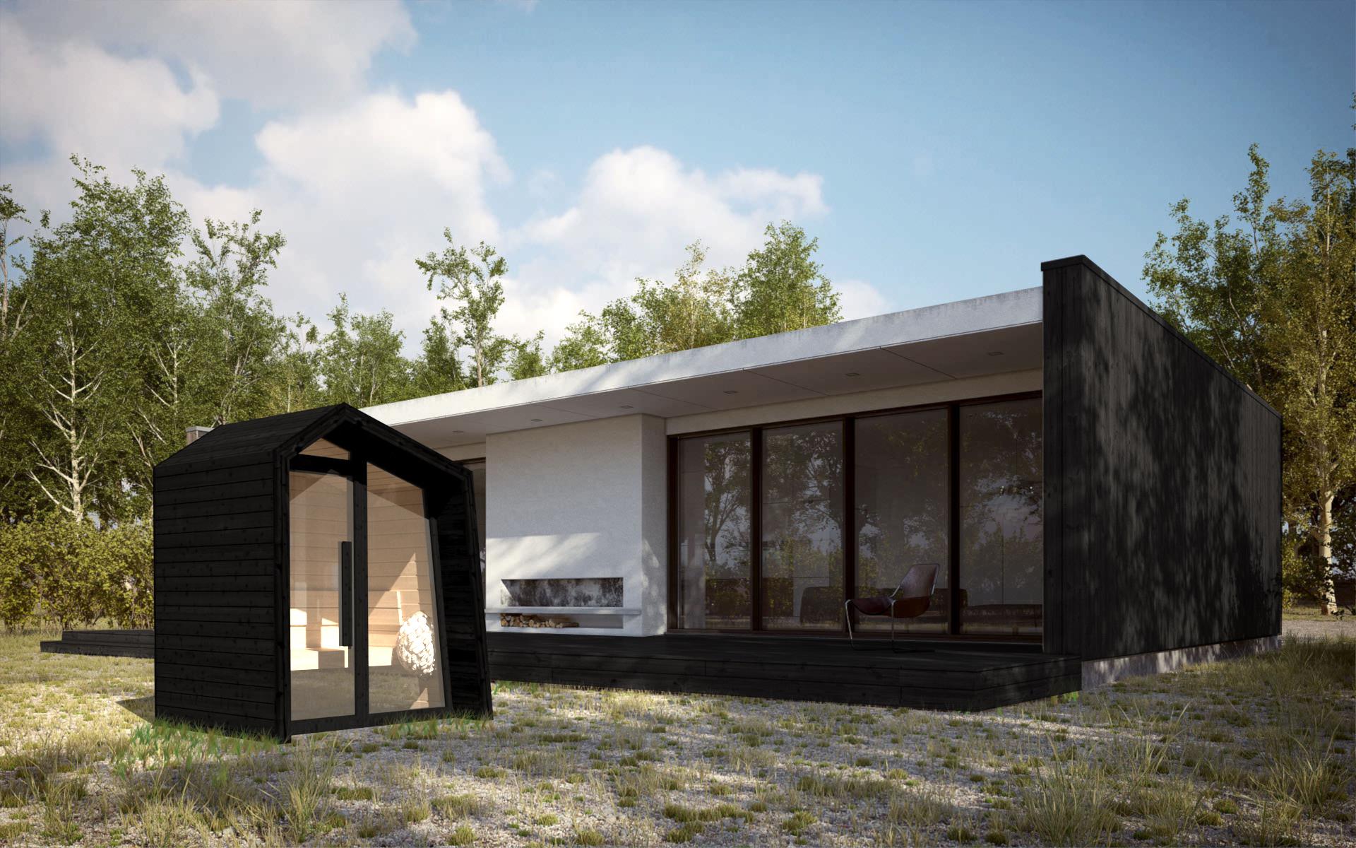 INUA Frigg udend├©rs sauna 3