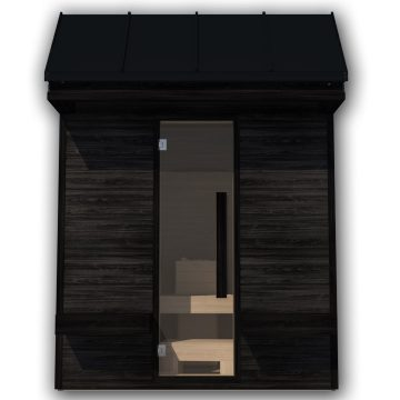 INUA Heimdall udend├©rs sauna til fire personer 2