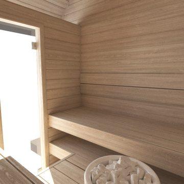 INUA Heimdall udend├©rs sauna til fire personer 6