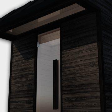 INUA Heimdall udend├©rs sauna til to personer 3