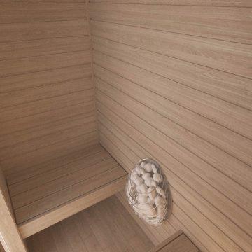 INUA Heimdall udend├©rs sauna til to personer 4