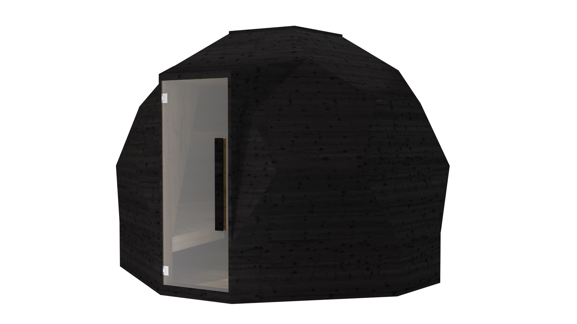 INUA Odin Geodatisk udendoers Finsk sauna1