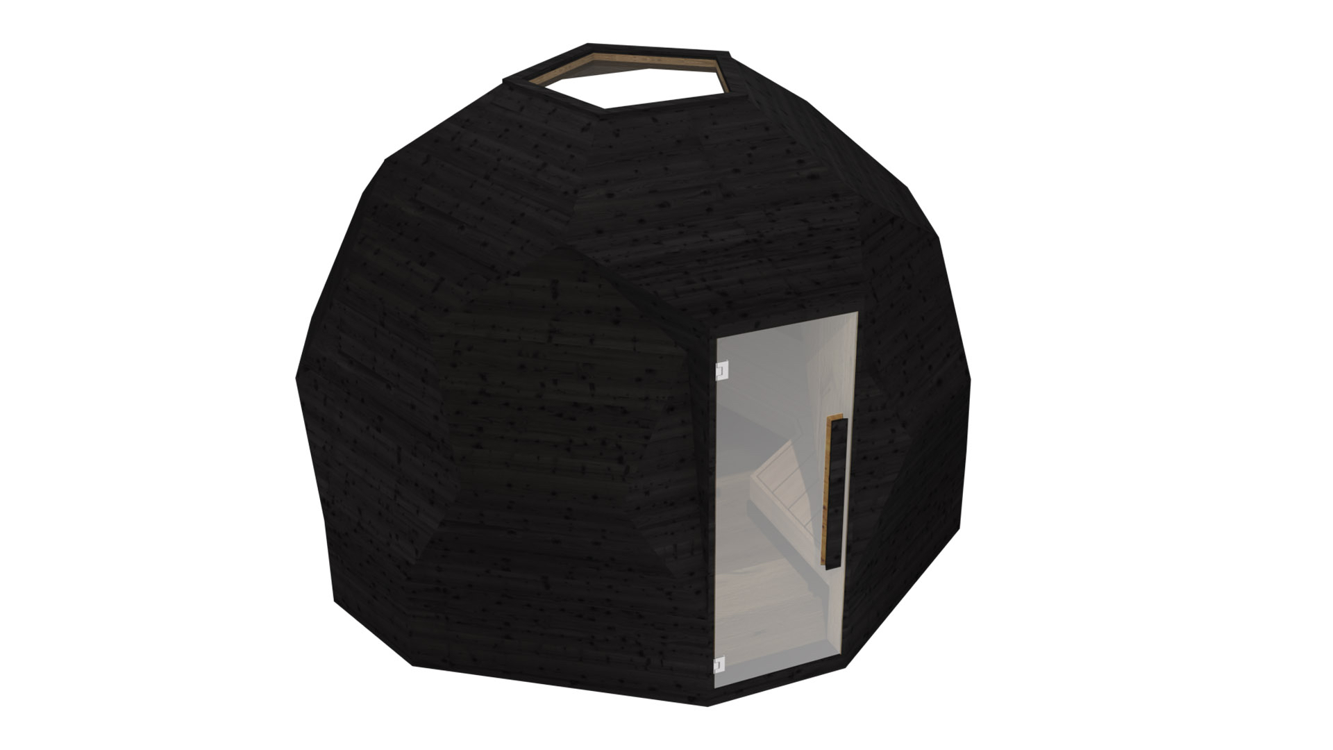 INUA Odin Geodatisk udendoers finsk sauna2