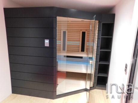 INUA_kombi_sauna_infrarød_sauna_og_finsk_sauna_Schleitheim_Schweiz_1