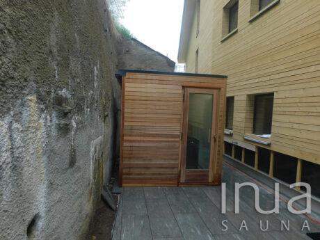 INUA_udendørs_finsk_sauna_med_Harvia_Virta_Graubuenden_Schwitzerland_1